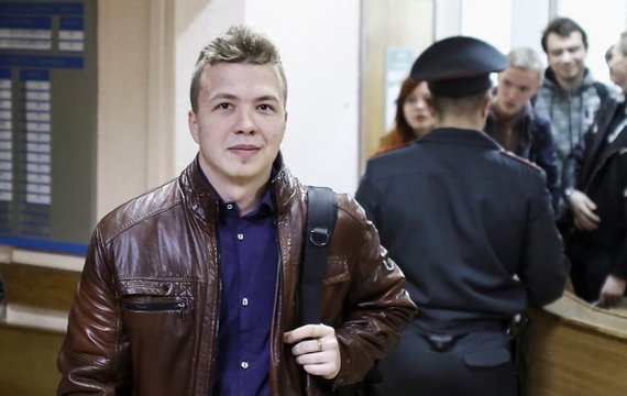 Проросійські фігури в білоруській опозиції могли умисно посприяти затриманню  Протасевича.