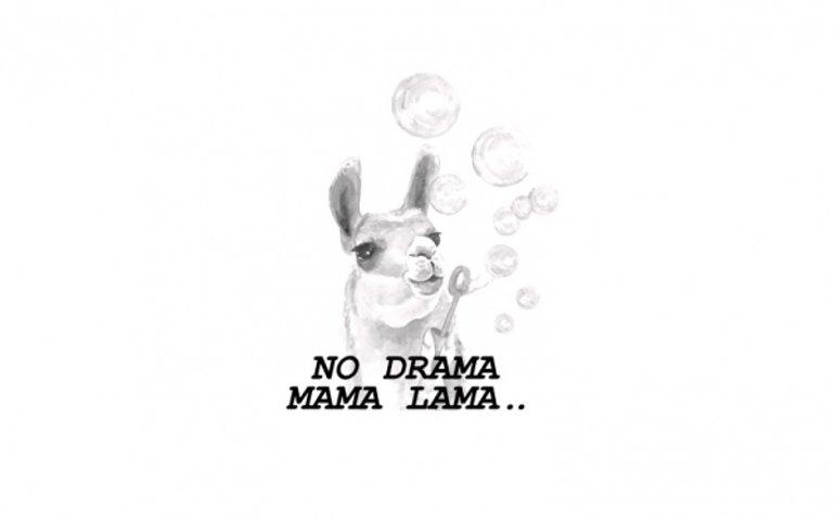 No Drama Mama Lama..