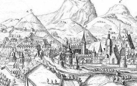 Діброва — тисячолітнє місто попередник Львова