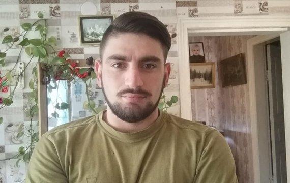 Увага! Зник Капатілов Валерій, 26 років, мешканець Кропівницького.