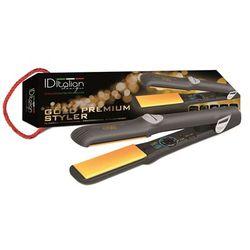 Italian Design Gold Premiun Styler - Planchas de pelo