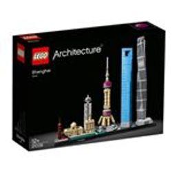 Comprar en oferta LEGO Architecture - Shanghai (21039)