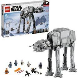Comprar en oferta LEGO Star Wars - AT-AT (75288)