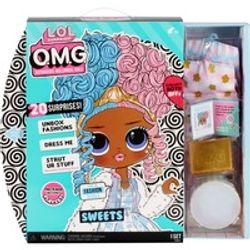 Comprar en oferta MGA Entertainment LOL Surprise OMG SWEETS Fashion Doll
