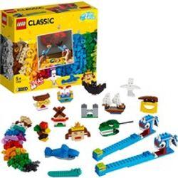 Comprar en oferta LEGO Classic - Ladrillos y Luces (11009)