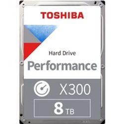Toshiba X300 8TB Bulk (HDWR180UZSVA) - Discos duros