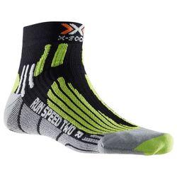 X-Socks Run Speed Two Men's - Calcetines deportivos