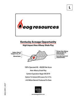 KENTUCKY ACREAGE FOR SALE