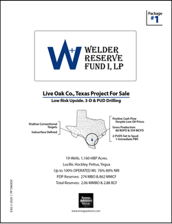 LIVE OAK CO., TX ASSETS