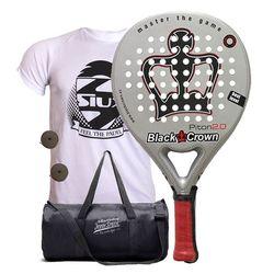 Black Crown Piton 2.0 - Raquetas de tenis