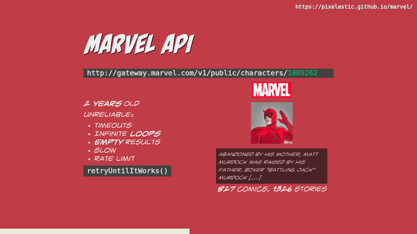 Marvel Super-Search!