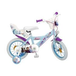 Toimsa Bike Frozen 14'' - Bicicletas infantiles