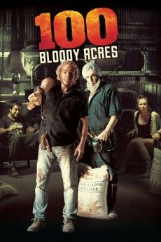 100 Bloody Acres 2012 Poster