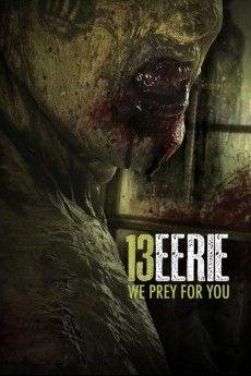 13 Eerie 2013 Poster