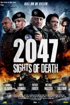 2047: Sights of Death 2014 Poster