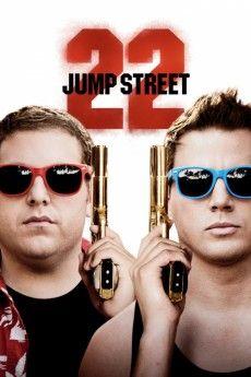 22 Jump Street 2014 Poster