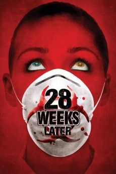 28 Weeks Later 2007 Poster