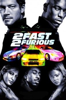 2 Fast 2 Furious 2003 Poster