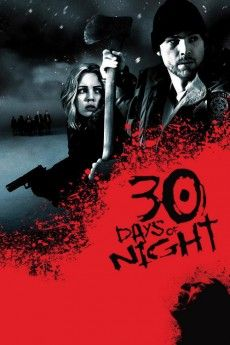 30 Days of Night 2007 Poster