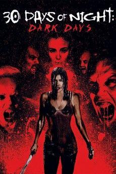 30 Days of Night: Dark Days 2010 Poster