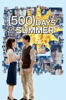 500 Days of Summer 2009 Poster