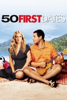 50 First Dates 2004 Poster