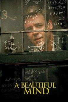 A Beautiful Mind 2001 Poster