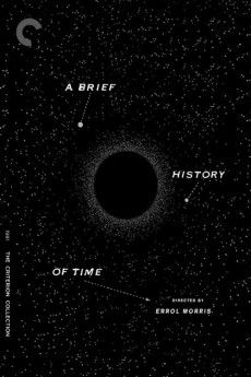 A Brief History of Time 1991 Poster