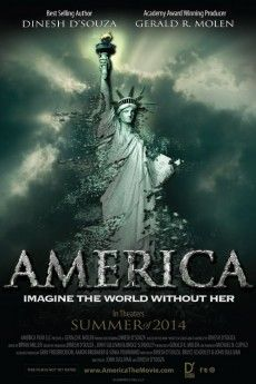 America: Imagine the World Without Her 2014 Poster