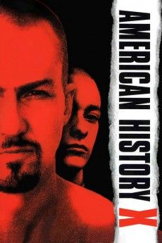 American History X 1998 Poster