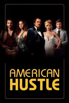 American Hustle 2013 Poster