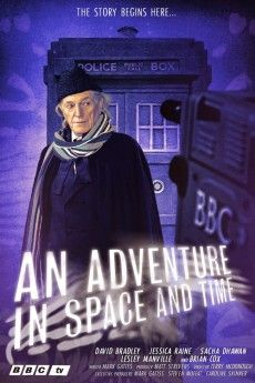 An Adventure in Space and Time 2013 Poster