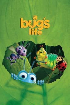 A Bug's Life 1998 Poster