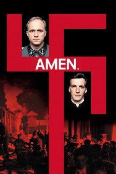 Amen. 2002 Poster