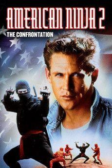 American Ninja 2: The Confrontation 1987 Poster