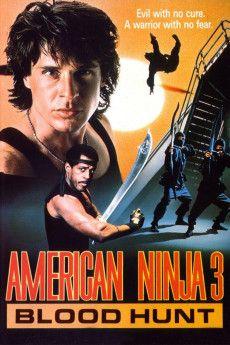 American Ninja 3: Blood Hunt 1989 Poster