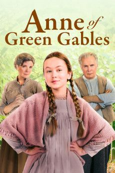 Anne of Green Gables 2016 Poster