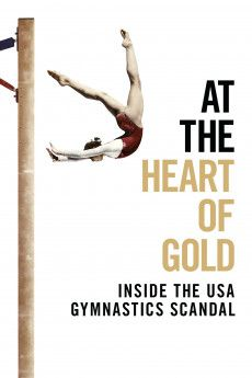 At the Heart of Gold: Inside the USA Gymnastics Scandal 2019 Poster