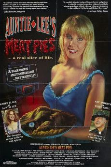 Auntie Lee's Meat Pies 1992 Poster
