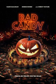 Bad Candy 2020 Poster