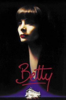 Betty 1992 Poster