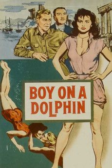 Boy on a Dolphin 1957 Poster