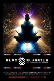 Bufo Alvarius - The Underground Secret 2018 Poster