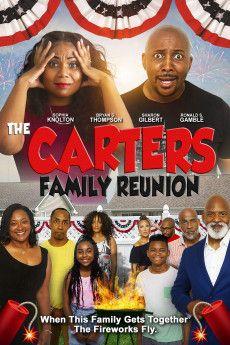 Carter Family Reunion 2021 Poster
