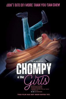 Chompy & The Girls 2021 Poster
