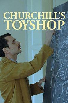 Churchill's Toyshop 2015 Poster