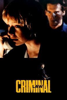 Criminal Law 1988 Poster