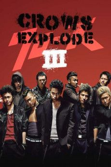 Crows Explode 2014 Poster