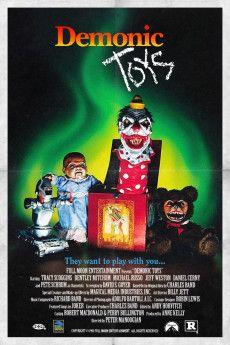 Demonic Toys 1992 Poster