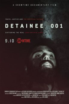 Detainee 001 2021 Poster